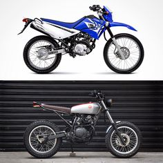 Read up on many of my favourite builds - specialty scrambler motorcycles like this Tracker Motorcycle, Moto Bike, Motorcycle Design, Bike Design, Xt 600 Scrambler, Honda Scrambler, Scrambler Motorcycle, Scrambler Custom, Custom Motorcycles