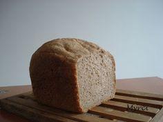 Myrci kiskonyhája: Teljes kiőrlésű tönkölykenyér Bread, Food, Minden, Meal, Brot, Eten, Breads, Meals, Bakeries