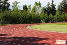 Pista de #Atletismo #Instalaciones #deportivas #UDLAP
