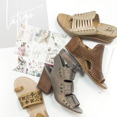Wow-worthy shoes fit