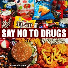 Turn all these drugs into me with no questions asked. I will properly dispose of them. Keep the Jelly Beans though.