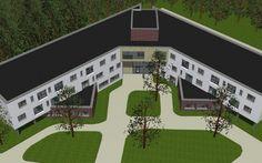 GROZA Voormalig UWV-kantoor Emmen krijgt transformatie http://www.groza.nl www.groza.nl, GROZA
