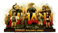Jumanji, Welcome To The Jungle