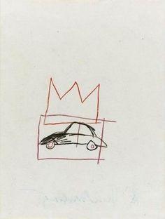 Tree by stream Jean Michel Basquiat Jean Michel Basquiat Jean Basquiat, Jean Michel Basquiat Art, Graffiti, Gravure Illustration, Art Walk, Art Graphique, Art Plastique, American Artists, Pop Art