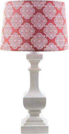 surya carolina contemporary table lamp