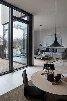 TDC: Real Estate Round Up | A contemporary home fusing Nordic & Japanese styles