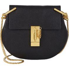 b2ca9553c Chloé Women's Drew Mini-Crossbody ($1,650) ❤ liked on Polyvore featuring  bags,
