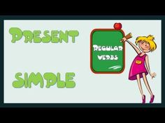 ▶ Present Simple - Daily routines: English Language - YouTube