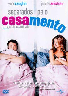 Um filme de Peyton Reed com Jennifer Aniston, Vince Vaughn : Brooke (Jennifer Aniston) e Gary (Vince Vaughn) estão juntos há dois anos e moram no mesmo apartamento. A vida a dois já não tem a mesma paixão do início e os detalhes da rotina fazem com que eles terminem o relacionamento. Entretanto há um proble...