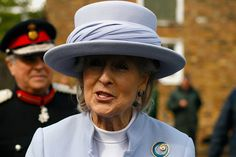 Her Royal Highness Princess Alexandra, The Honourable Lady Ogilvy, is the youngest granddaughter of King George V of the United Kingdom and Mary of Teck. She is the widow of Sir Angus Ogilvy. She is known as Princess Alexandra of Kent.