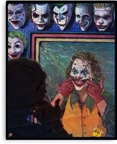 Joker® batman DC comics The beast Joker Comic, Le Joker Batman, Joker Y Harley Quinn, The Joker, Joker Art, Comic Art, Joker Villain, Batman Arkham, Joker Poster
