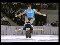 ▶ Brasseur & Eisler (CAN) - 1994 World Team Figure Skating Championships, Technical Program - YouTube