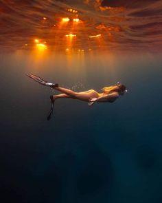 Tumblr to miejsce na własną ekspresję, odkrywanie siebie i tworzenie więzi opartych na wspólnych zamiłowaniach. Twoje zainteresowania połączą Cię tu z ludźmi myślącymi podobnie. Underwater Photography, Amazing Photography, Underwater Pictures, Scuba Girl, Underwater World, Beautiful Sunset, Snorkeling, Scuba Diving, Under The Sea