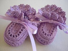 Crochet Baby Bootie Patterns  @Afshan Shahid