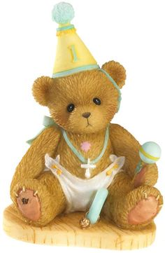 Cherished Teddies Birthday Through the Years Age 1