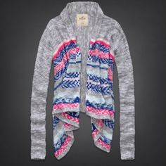 Bettys Lobster Point Sweater | Bettys Sweaters | HollisterCo.com