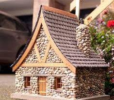 Картинки по запросу how to make a fairy house step by step