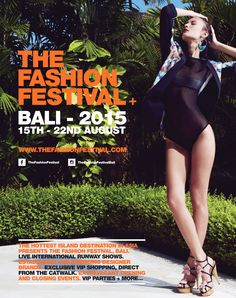 VIE Lounge proudly presents Dennis Cruz, one of the pillars of the underground house and tech community. Underground Homes, Festival Fashion, Catwalk, Fashion Art, Bali, Shows, Events, Island, Sexy