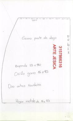 OSO POLAR NAVIDAD – ARTE JESICA Polaroid, German Shorthaired Pointer, Youtube Youtube, Bb, Crafting, Ideas, Christmas Crafts, Papa Noel, Alphabet