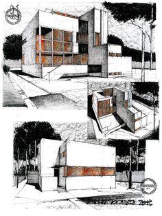 House by Horia Creanga by ~dedeyutza