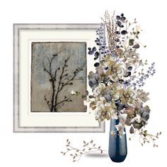 ART IN BLOOM, created by kathy-martenson-sanko on Polyvore