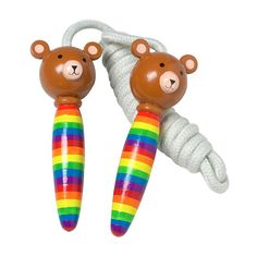 Skipping Ropes Skipping Rope, Tigger, Kids Toys, Ropes, Christmas Ornaments, Holiday Decor, Disney Characters, Childhood Toys, Children Toys