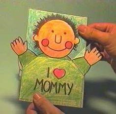 Día de las Madres - Libros Pop-Up Tarjetas