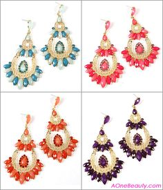 Earrings http://www.aonebeauty.com/earrings/?sort=newest  #earrings   #fashionjewelry   #fashion   #beauty