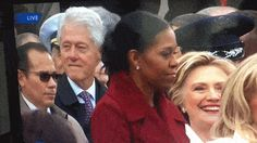 Bill Clinton Caught Checking Out Ivanka Trump and Hillary catches Bill Doing It