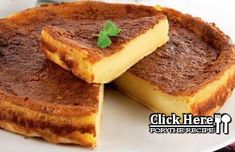 This Portuguese milk and cinnamon tart recipe is very easy to follow and quick to make.