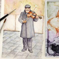 TräuMeli (@traeumeli) • Instagram-Fotos und -Videos Portraits, Videos, People, Painting, Instagram, Art, Art Background, Head Shots, Painting Art