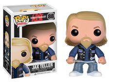 Pop! TV: Sons of Anarchy - Jax | Funko B&N/amazon