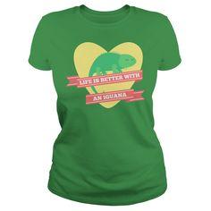Iguana Life T-Shirt