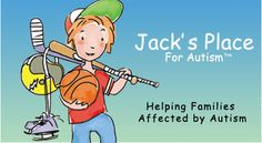 Jacks Place For Autism - scholarships for MI children - Dancing with the All-Stars on Aug. 1st at Joe Louis