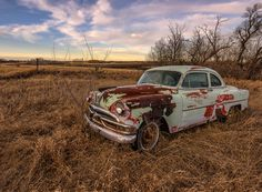 Abandoned Vehicles, Abandoned Cars, Abandoned Places, Vintage Cars, Antique Cars, Wrecking Yards, Forgotten Treasures, Rust In Peace, Barns Sheds