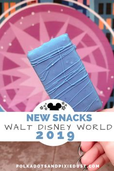NEW Snacks have arrived at Disney all year long! Consider this your complete list with UPDATES regularly. New Snacks at the All Stars Resorts for August Pride Cone and the Haunted Mansion Anniversary Cupcake! Disney World Food, Disney World Restaurants, Walt Disney World Vacations, Family Vacations, Disney Cruise, Disney World Tips And Tricks, Disney Tips, Disney Secrets, Disney Magic