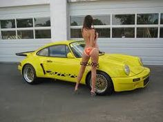 「early porsche 911 lady」の画像検索結果