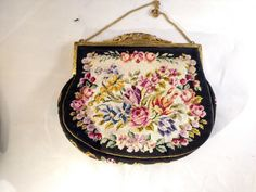Beautiful Petit Point Purse Made in от MySimpleDistractions