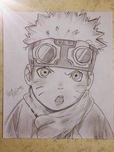 Naruto Sketch Drawing, Naruto Drawings, Anime Drawings Sketches, Anime Sketch, Stitch Coloring Pages, Manga Anime, Anime Art, Evans Art, Naruto Uzumaki Art