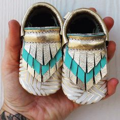 the boho Mocc is still one of my faves!! even better in size BABY!