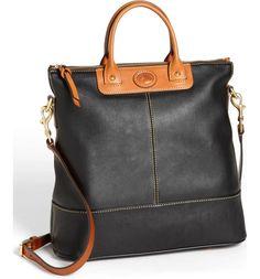 Dooney & Bourke Convertible Shopper | Nordstrom Signature Logo, Dooney Bourke, Convertible, Nordstrom, Bags, Handbags, Infinity Dress, Bag, Totes