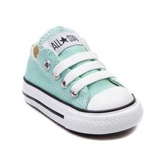 Shop for Toddler Converse All Star Lo Sneaker in Mint at Journeys Kidz. Shop today for the hottest brands in mens shoes and womens shoes at JourneysKidz.com.Classic Converse Lo Top for the younger courtsters. You can never be too old or young for the originals. The smaller styles still feature the famous durable canvas upper and rubber sole like only Converse can do it.