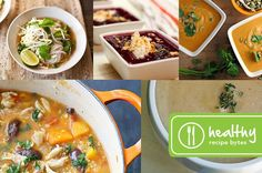 5 Healthy Soup Recipes from Around the Web