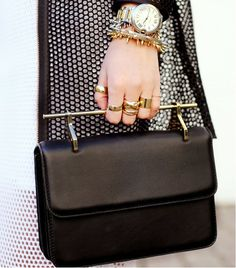 Try a handful of rings!   #bag