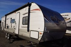 Cherokee 284 BH Travel Trailer 2013 Bunkhouse Slide-Out (284 BH) 2013: Lakeshore RV