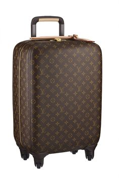 Louis Vuitton luggage, Rita Ora's travel essential. See Ora and all her favorite things in October 2014 Fanfair My Stuff.