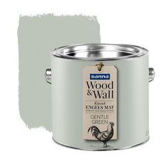GAMMA Wood&Wall krijtverf Gentle Green 2,5 liter | Muurverf kleur | Muurverf | Verf | GAMMA