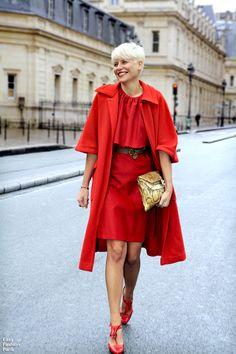 Elisa Nalin - FW - Paris - Photos by Easy Fashion Fred