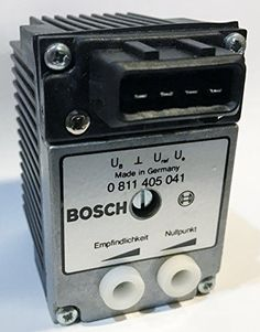 Bosch Rexroth AG 0 811 405 041 Plug Amplifier for Proportional Hydraulic Valve #BoschRexroth
