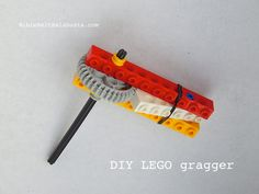 """The LEGO Gragger for Purim post was the official debut. It's a """"Why-To"""" with pics. This post is more of an extended How-To. I've been asked for specs, so here are details that should get you star..."""